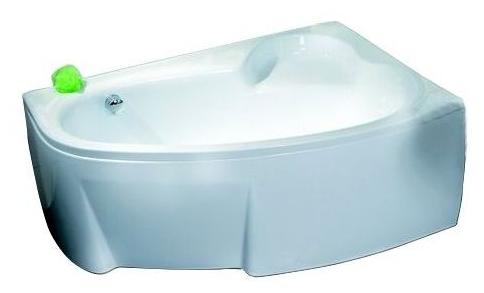 Акриловая ванна Ravak Asymmetric 160х105 без гидромассажа