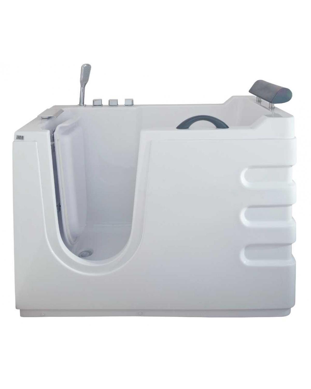 Ванна акриловая BL-106 PERSONAS R / L без гидромассажа, 130*70*100 см