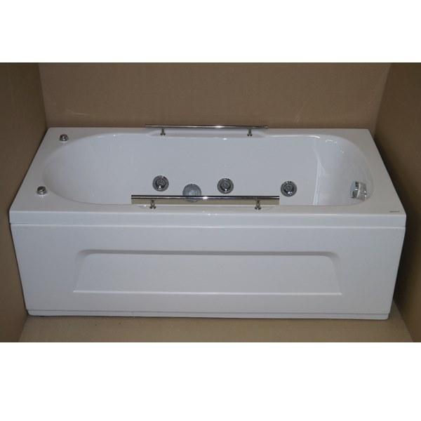 Ванна акриловая Appollo А-1502Q 150*75 см, с гидромассажем
