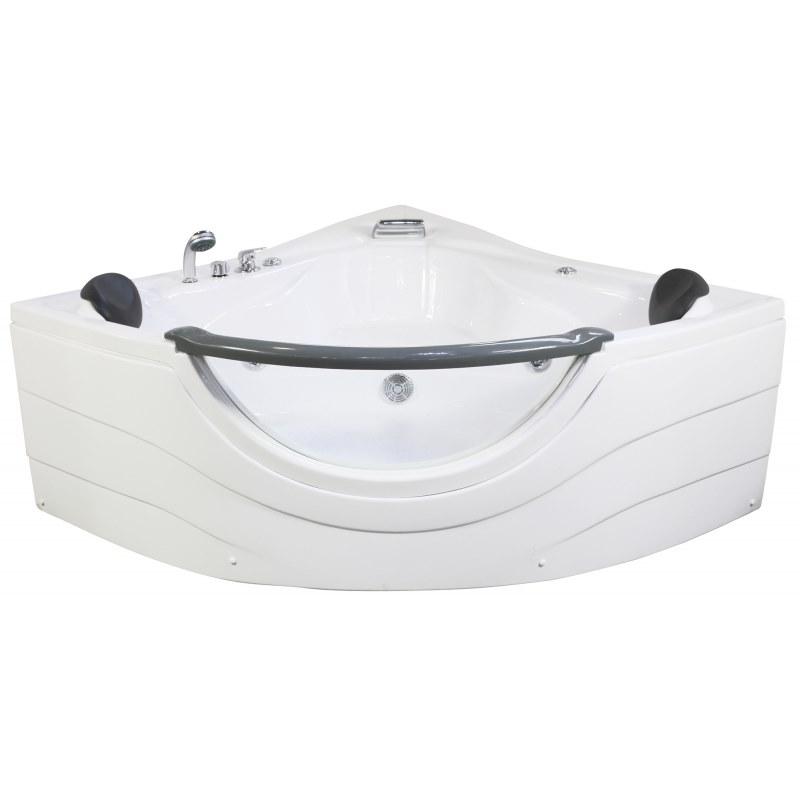 Ванна акриловая Appollo A-2121 152х152 см, с гидромассажем