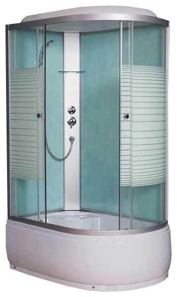 Душевая кабина Aqua Joy AJ-1822 L/R без г/м, 120*82*215 см
