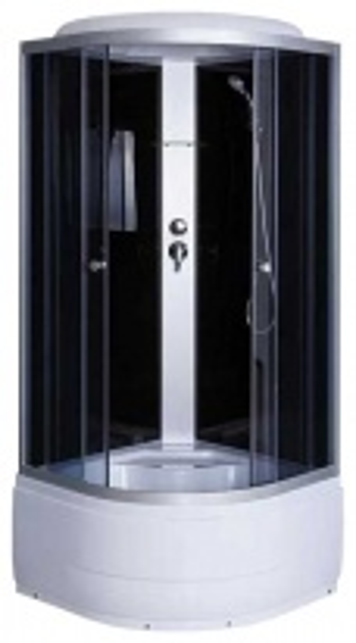Душевая кабина Aqua Joy AJ-1729 без г/м, 90*90*215 см