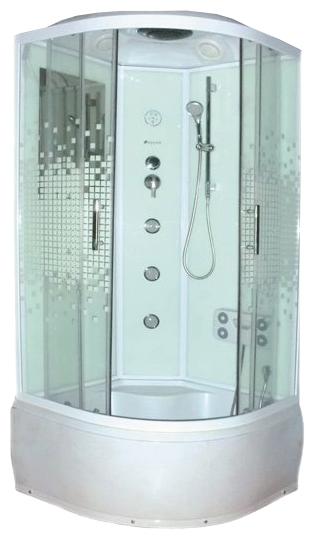 Душевая кабина Aqua Joy AJ-2420, 100*100*215 см