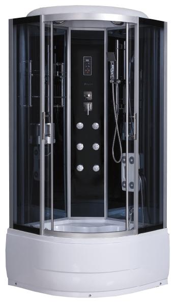 Душевая кабина Aqua Joy AJ-5021, 118*118*215 см