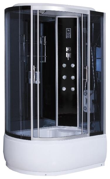 Душевая кабина  Aqua Joy AJ-5022 L/R, 120*82*215 см