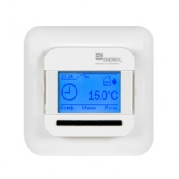 Терморегулятор для теплого пола Energy OCD4, электронный, программируемый