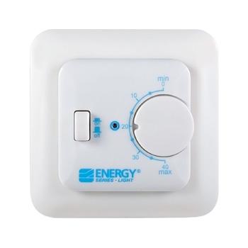 Терморегулятор для теплого пола Energy TK 04, электромеханический