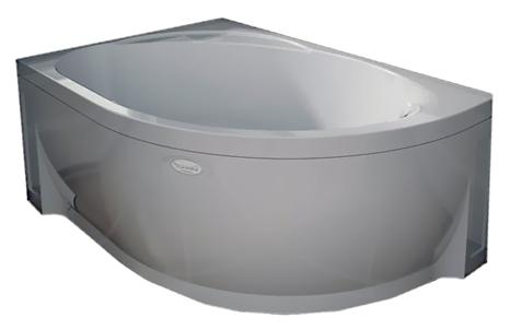 Ванна акриловая Vannesa Мелани (Melani) L/R, 140*95 см