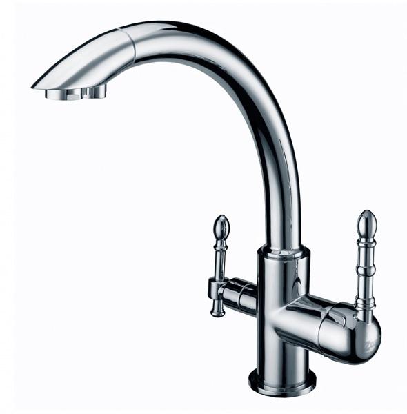 Смеситель Zorg Clean Water ZR 314 YF-11 для кухни под фильтр