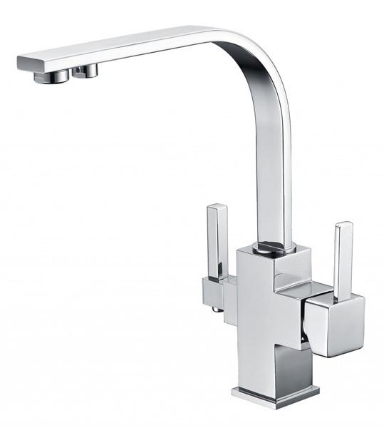 Смеситель Zorg Clean Water ZR 332 YF для кухни под фильтр