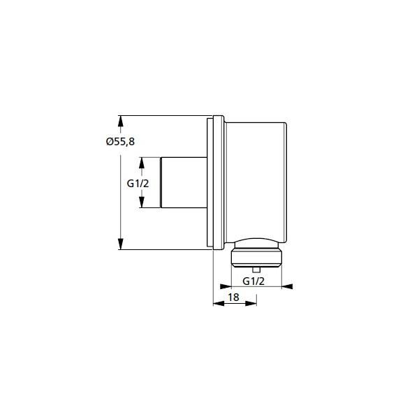Комплект Ideal Standard B0040AA Set CERAPLAN 2