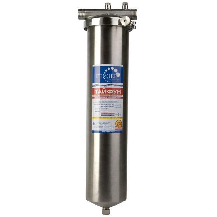 Магистральный фильтр Гейзер Тайфун 20ВВ 32067