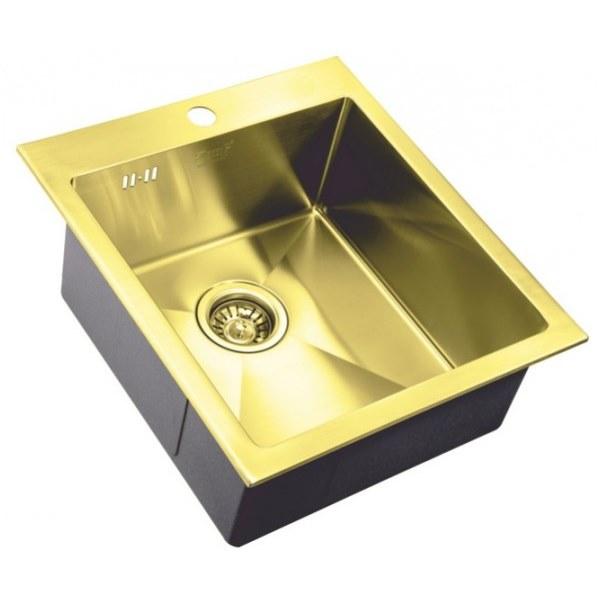 Мойка Zorg Inox-PVD SZR-4551 bronze