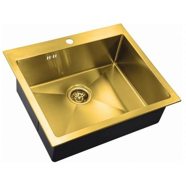 Мойка Zorg Inox-PVD SZR-5951 bronze