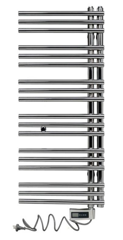 Полотенцесушитель электрический Aquanet Хелен HB-R3601C 45 x 105 см