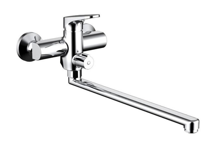 Смеситель Bravat Eler F6191238CP-01L-RUS для ванны