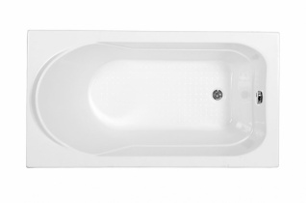 Ванна акриловая Aquanet West 00175890 160*70 см