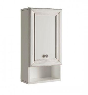 Шкаф с нишей Caprigo Fresco 360 10692 L/R, цвет B-016 bianco alluminio