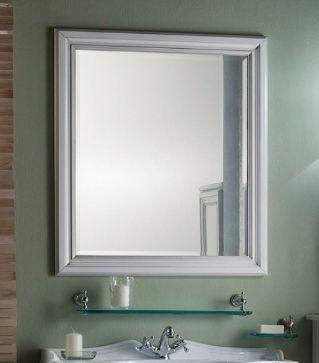 Зеркало Caprigo Fresco 10630, цвет B-016 bianco alluminio
