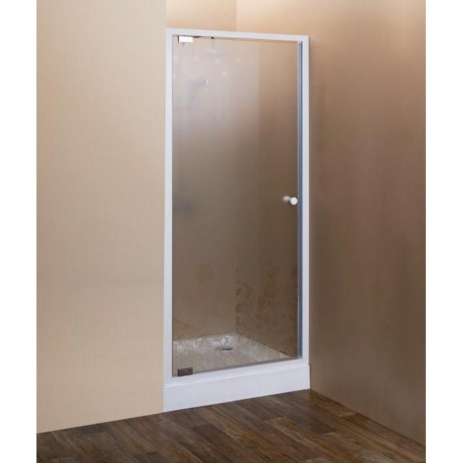 Душевая дверь в проем Cezares Rosa ROSA-BA-1-60-RO-Bi, 60*195 см