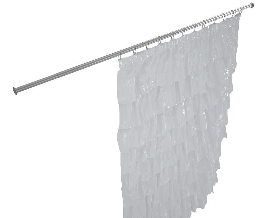 Карниз для ванны Aquanet 00158951 190 см прямой