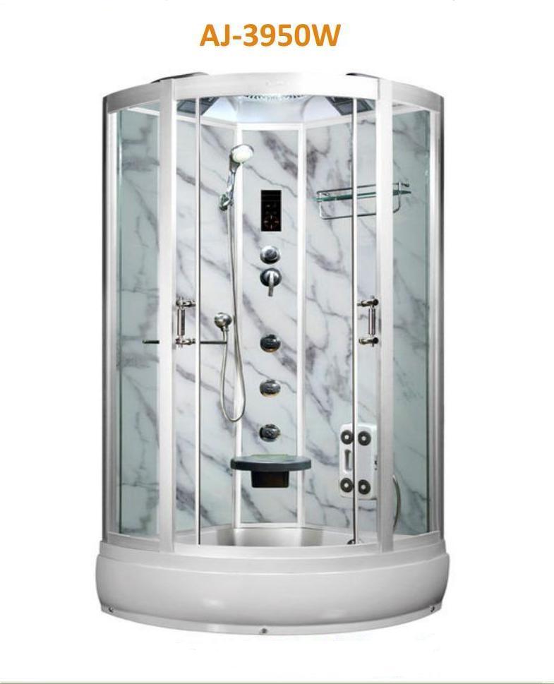 Душевая кабина Aqua Joy AJ-3950 W 90*90*215 см