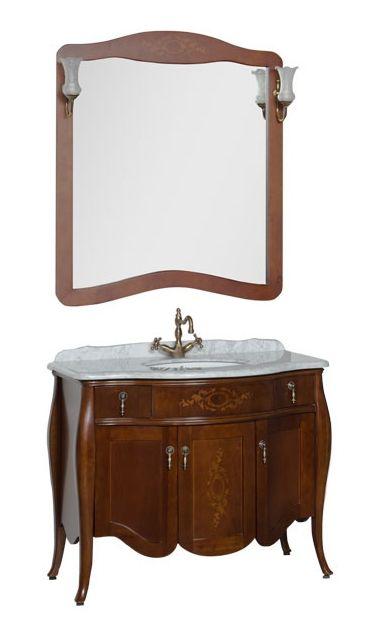Комплект мебели Demax Версаль 110 (тумба закрытая) 00173340