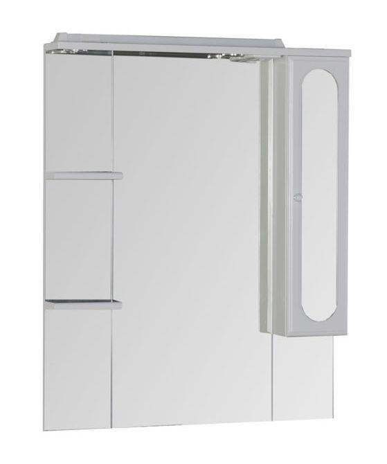 Зеркало-шкаф Aquanet Марсель 80 00100301