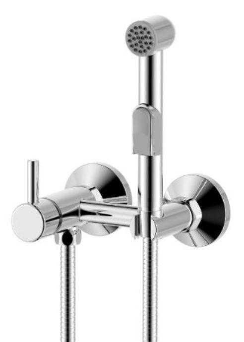 Смеситель Rossinka X25-52 с гигиеническим душем