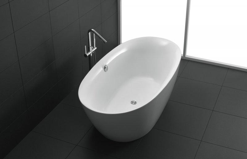 Ванна акриловая BelBagno BB68-1800