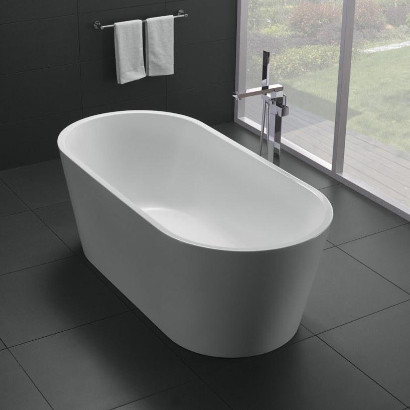 Ванна акриловая BelBagno BB71-1600