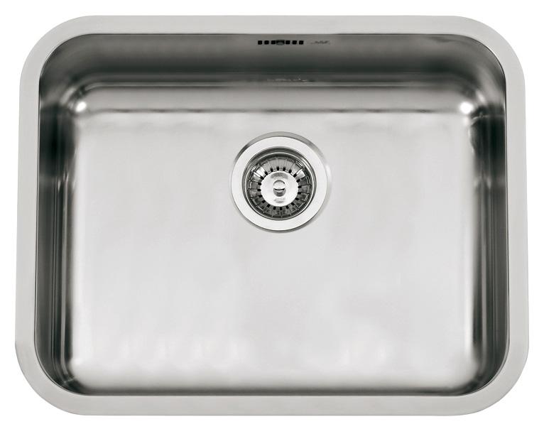 Мойка кухонная Reginox IB 50x40 U LUX сталь