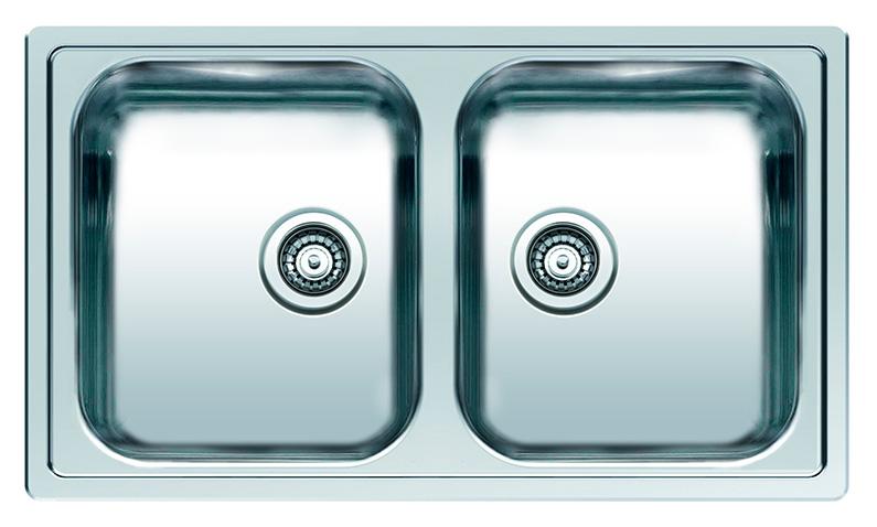 Мойка кухонная Reginox Centurio L 20 LUX OKG сталь