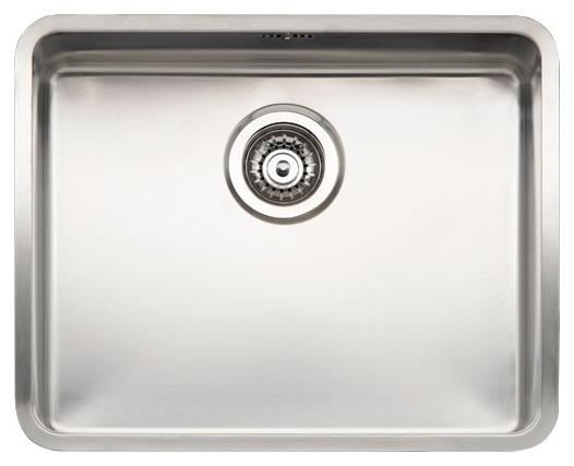 Мойка кухонная Reginox Ohio 50x40 Medium LUX OKG L сталь