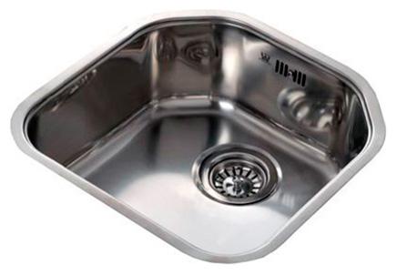 Мойка кухонная Reginox Denver LUX OKG сталь