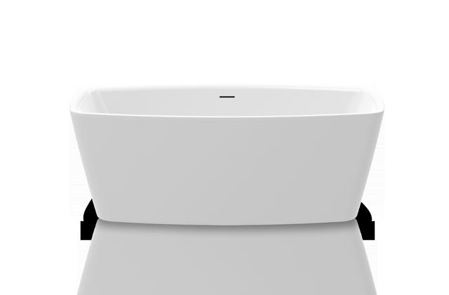 Ванна акриловая Knief Cube XS 0100-254 155х80 см