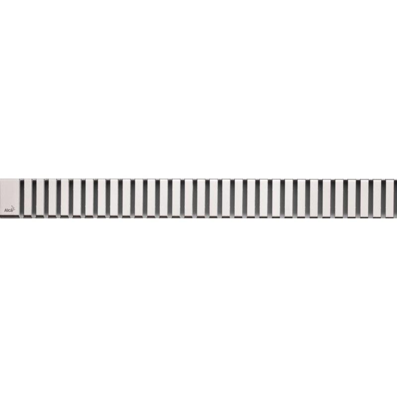 Решетка водосточная Alca Plast Line-650