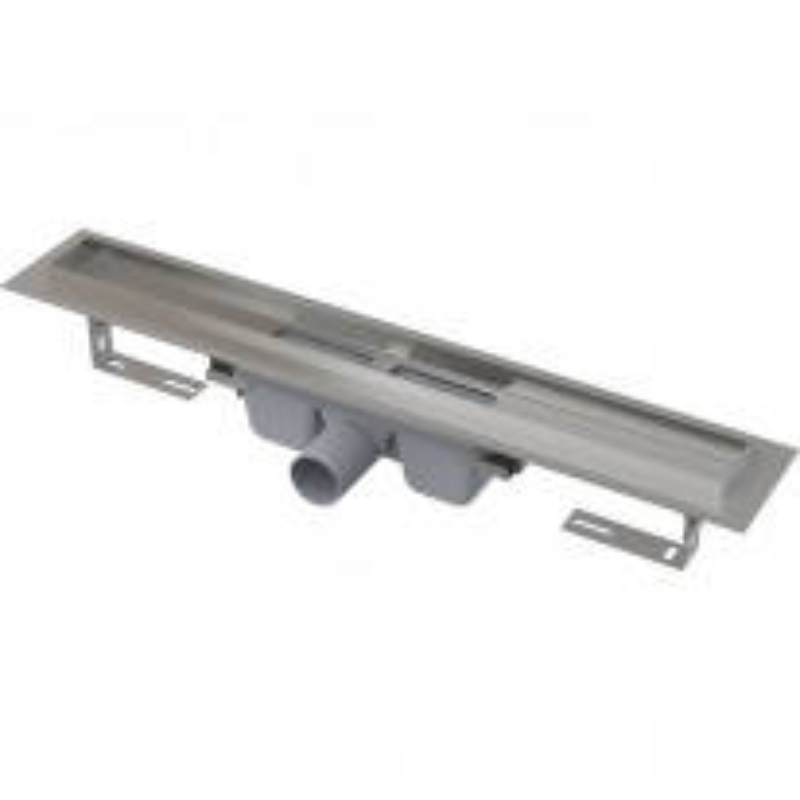 Желоб водоотводящий Alca Plast APZ6-1050 Professional с порогами для цельной решетки
