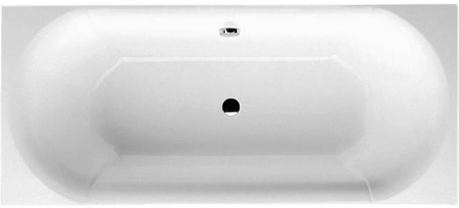Ванна Villeroy&Boch Pavia UBQ180PAV2V-01, 180x80 см, Quaryl®, alpin