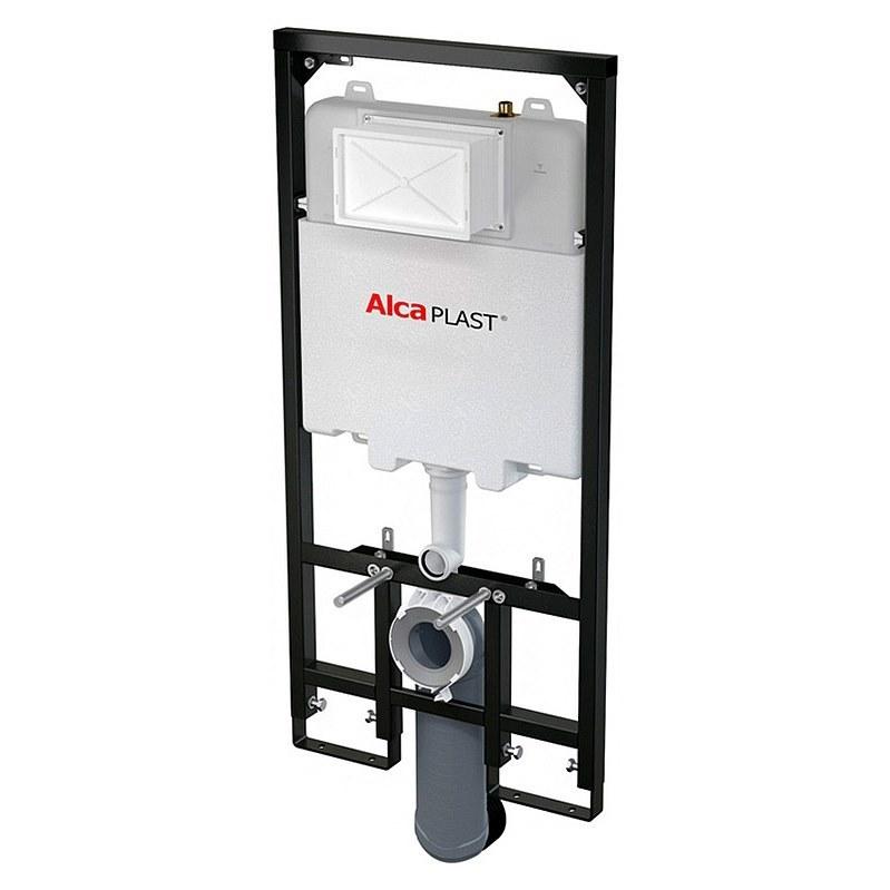 Скрытая система инсталляции Alca Plast A1101/1200 Slim Modul