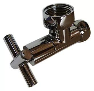 Вентиль крест запорный угловой ZZ4706