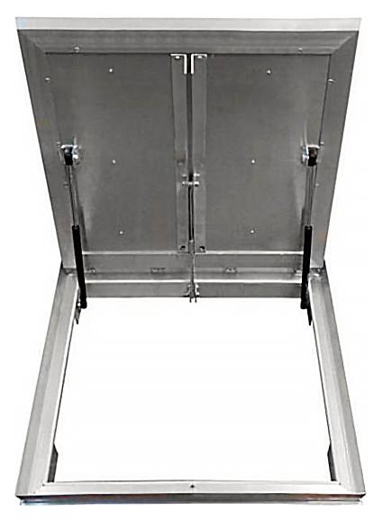 Люк напольный Revizor Лифт Стандарт ширина 80, высота 80