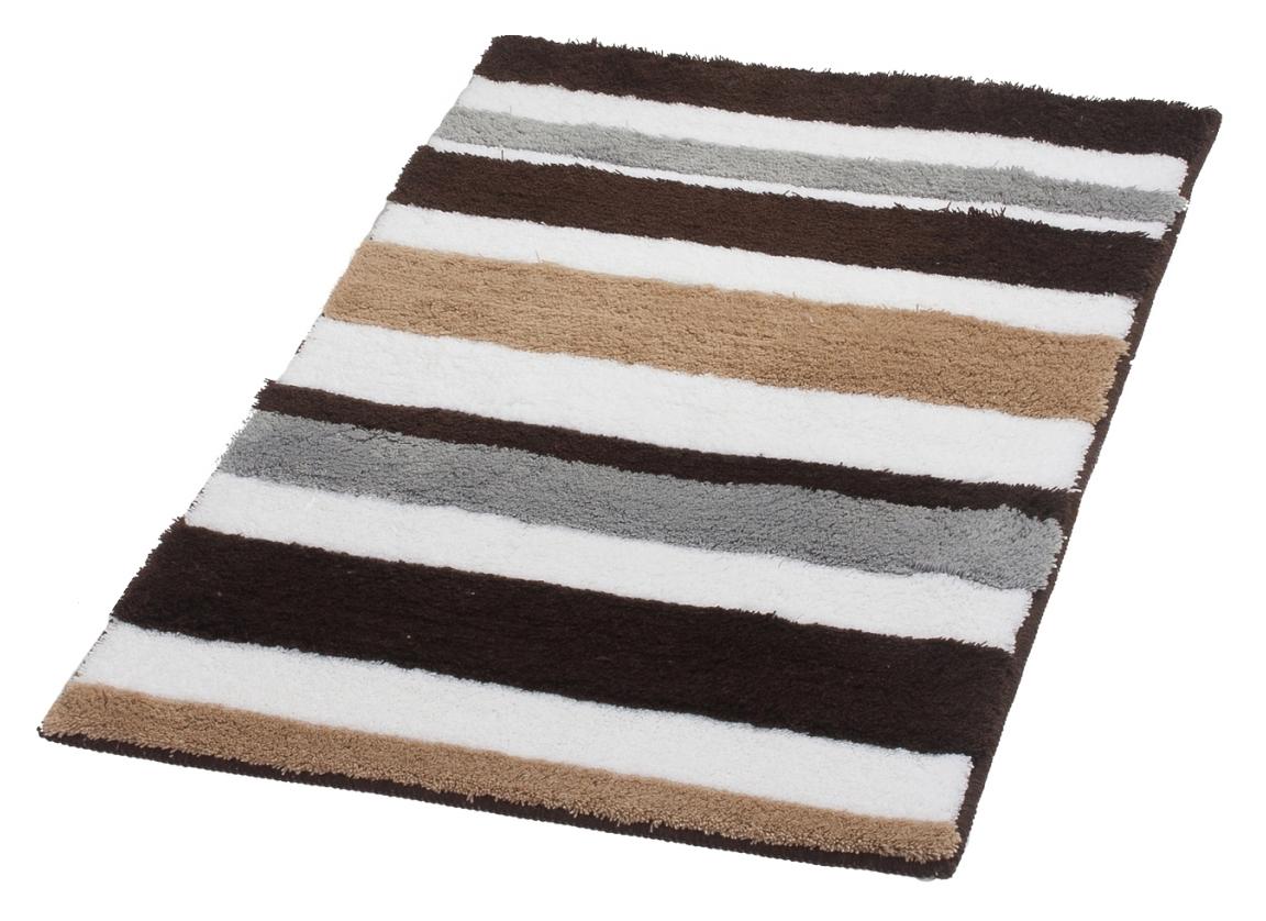 Коврик Ridder Tutu 7280307 бежевый/коричневый, 90x60