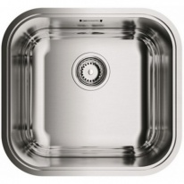 Мойка кухонная Omoikiri Omi 44-IN нержавеющая сталь