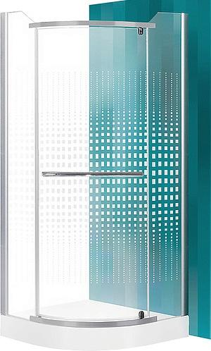 Душевой уголок Roltechnik Sani Pro Austin/800 Print N0128