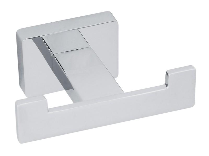 Крючок двойной, хром VR.RMB-4932.CR