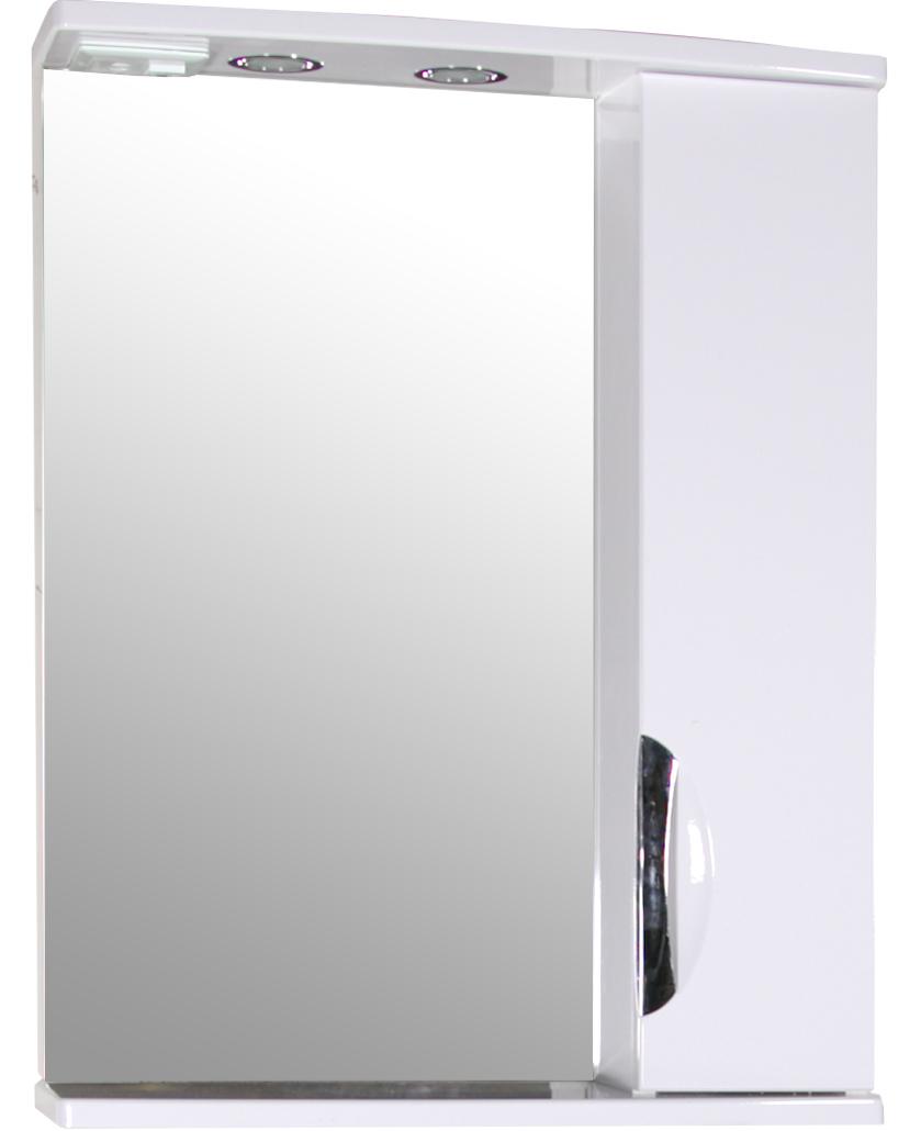 Зеркало-шкаф АСБ-Мебель Мессина 60