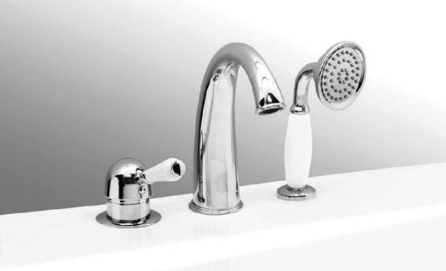Смеситель Vega Romance для ванны 91А3035022