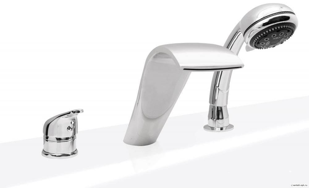 Смеситель ASD Garda для ванны