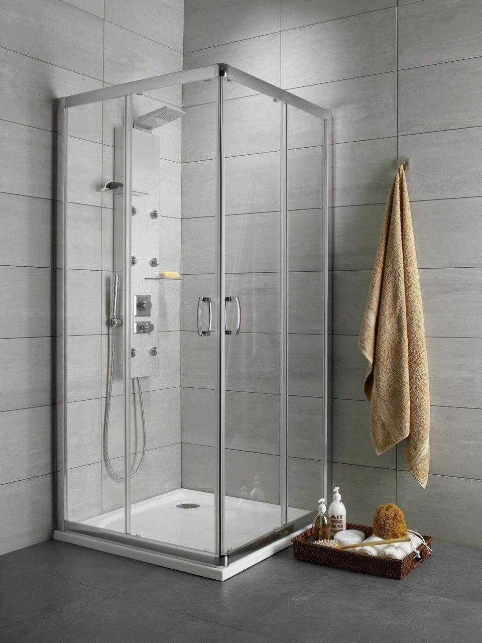 Душевой уголок Radaway Premium Plus C 30463-01 80*190 см